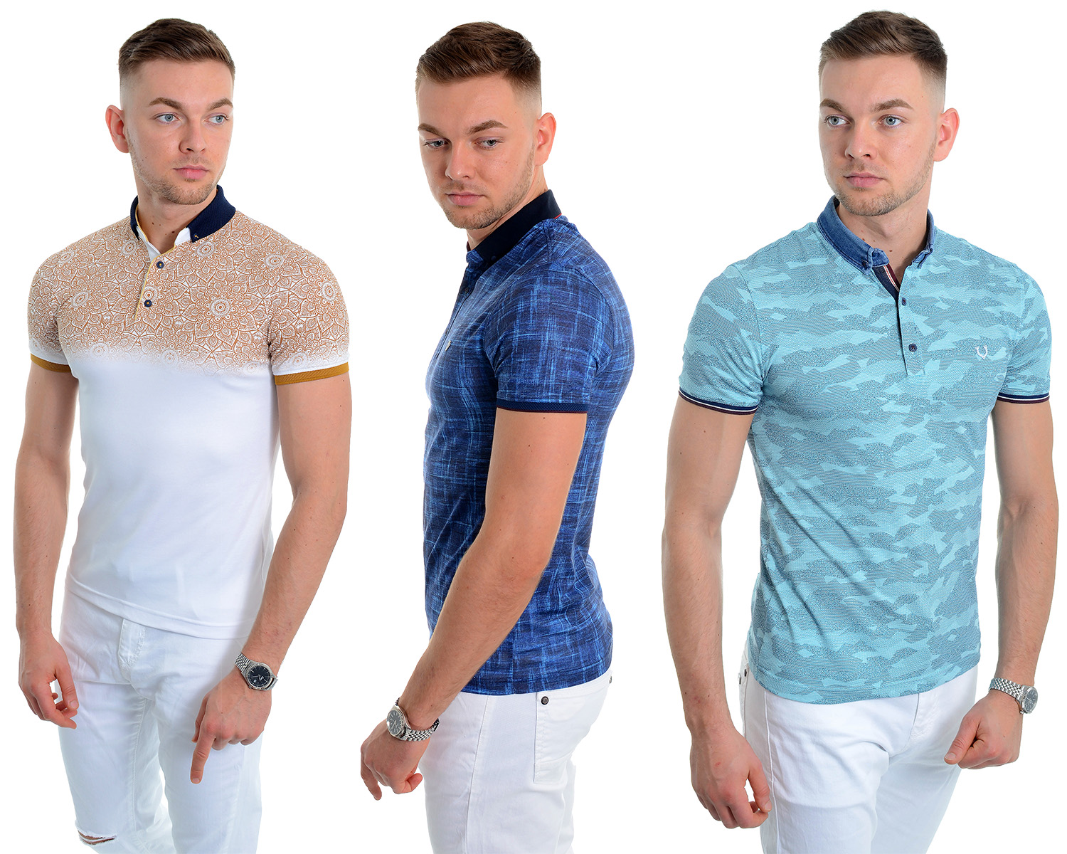 polo t shirts for mens online - drfashion.co.uk